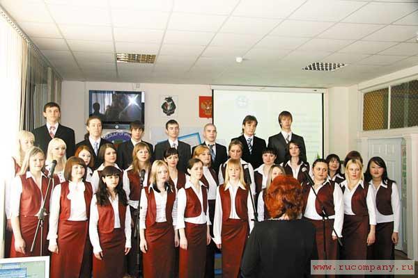 Студенты хабаровского педагогического колледжа участвовали в большом этнографическом